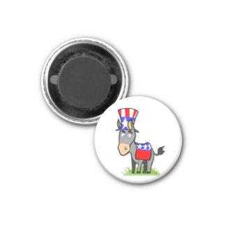 US Election Democrat Magnet