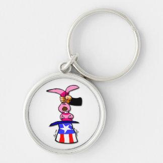 US Election Keychain