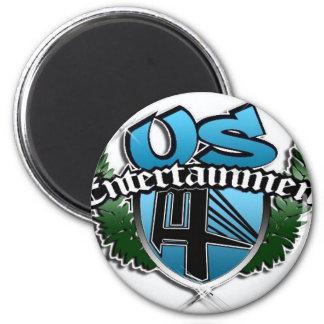 US Entertainment Logo Magnet