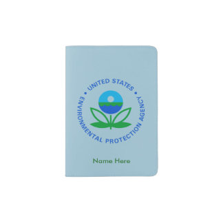 US Environmental Protection Agency Passport Cover