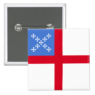 Us Episcopal Church, religious Button