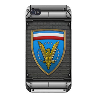 US European Command Cases For iPhone 4