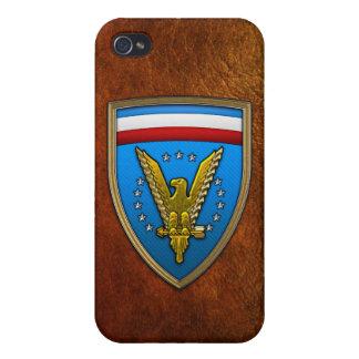 US European Command iPhone 4 Cases