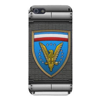 US European Command iPhone 5/5S Cases