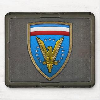 US European Command Mouse Pad