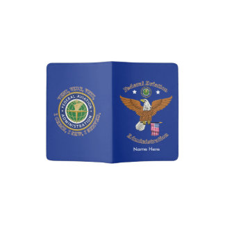 US Federal Aviation Agency Passport Cover