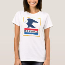 US FEMALE_VINTAGE T-Shirt