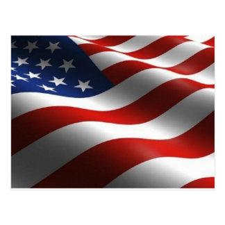 US Flag1.jpg Post Card