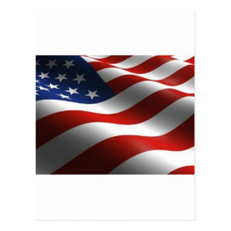 US Flag1.jpg Post Cards