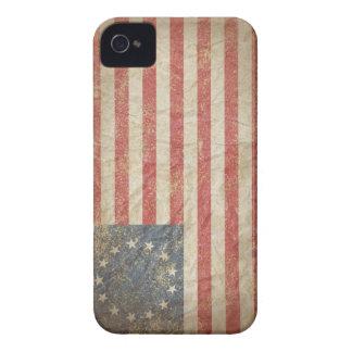 US Flag 1776 iPhone 4 Case