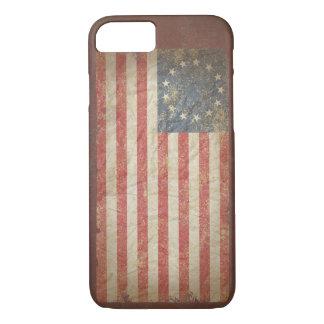 US Flag 1776 iPhone 7 Case