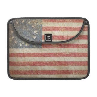 US Flag 1776 MacBook Pro Sleeves