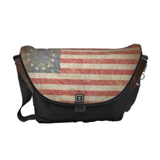 US Flag 1776 Commuter Bag