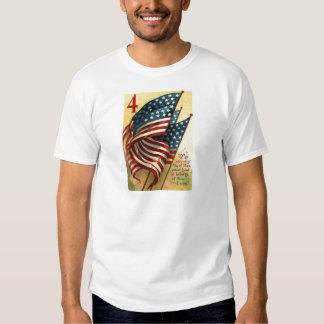 US Flag 4th of July T-Shirt