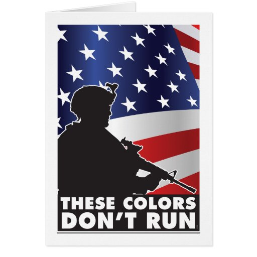us flag and these colors don t run card zazzle