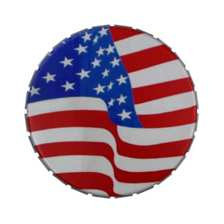 us flag jelly belly candy tin