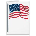 US Flag Cards
