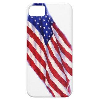 US Flag iPhone 5 Case