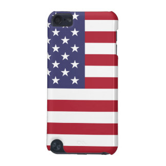 US Flag iPod Touch 5G Cases