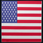 "US Flag Cloth Napkin<br><div class=""desc"">Search &quot;wowsmiley&quot; for more products like this one.</div>"