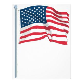 US Flag Flyer