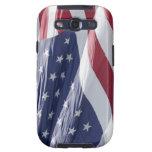 US Flag Galaxy S3 Case