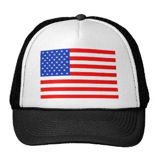 US Flag Trucker Hat