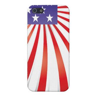 US Flag iPhone 4/4S Case