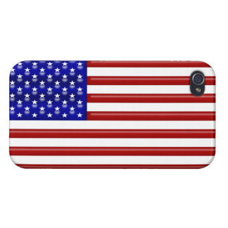 US flag iPhone 4 Covers