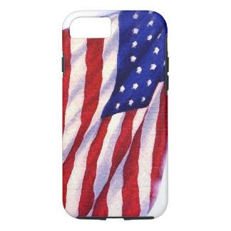 US Flag iPhone 8/7 Case