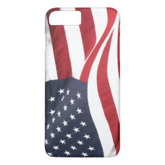 US Flag iPhone 8 Plus/7 Plus Case