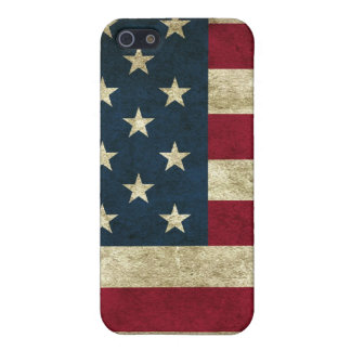 US flag iphone cover Cover For iPhone 5
