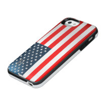 US Flag iPhone SE/5/5s Battery Case