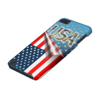 US Flag iPod Touch (5th Generation) Case