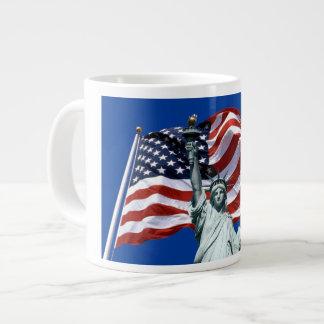 US Flag Liberty Mug