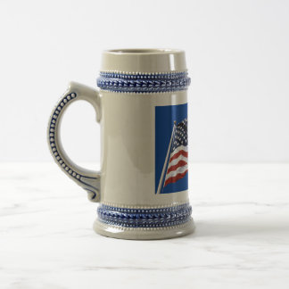 US Flag Liberty Stein - GBC
