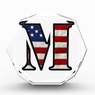 "US Flag ""M"" Award"