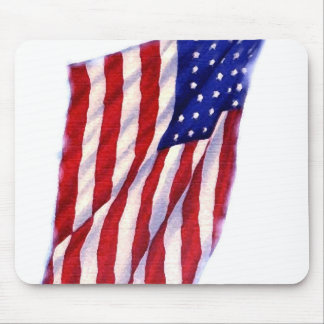 US Flag Mousepads