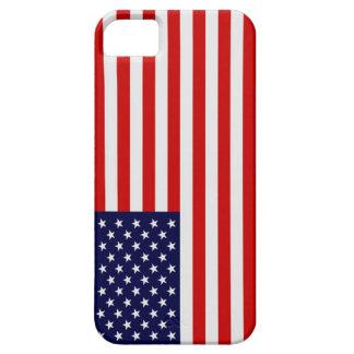 US Flag Patriotic iPhone 5 Case