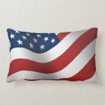 US FLAG Patriotic Pillow