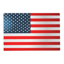 US Flag Placemat