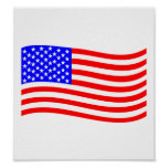 US Flag Posters