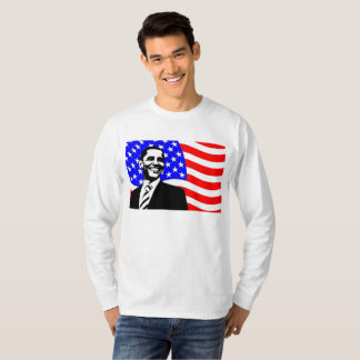 US Flag President Barack Obama Shirt