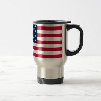 US Flag Stars and Stripes Mugs