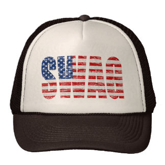 US Flag SWAG (distressed) Hat