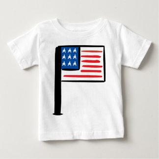 US Flag Tee Shirt