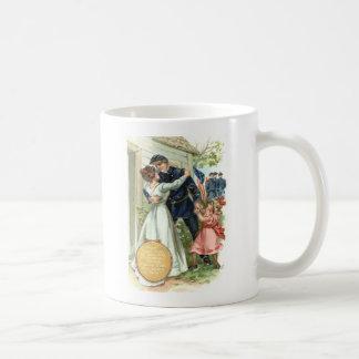 US Flag Union Civil War Soldier Home Coffee Mug
