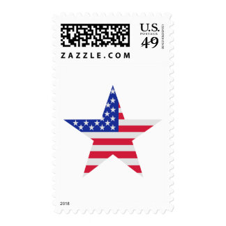 US flag United States Postage Stamps
