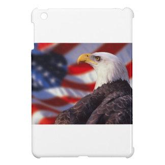 US Flag with Eagle Pride iPad Mini Cover