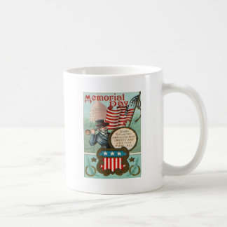 US Flag Wreath Civil War Union Soldier Congress Dr Coffee Mug